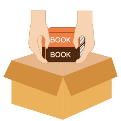 雑貨商品の梱包